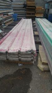 پوشش سقف سوله دست دوم