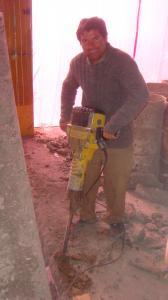تخریب مهندسی  ساختمان خاکبرداری و گودبرداری  سازه نگهبان