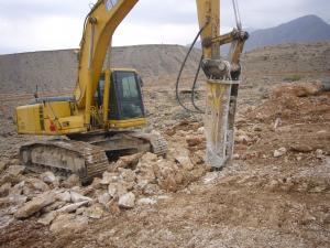 تخریب مهندسی ساختمان خاکبرداری و اجرای تخصصی سازه نگهبان