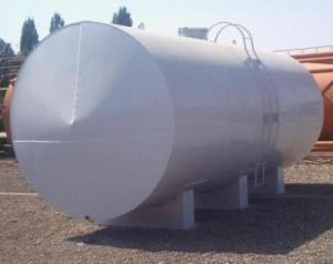 ساخت تانکر آب مصرفی