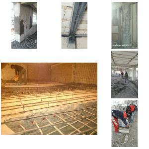 مقاوم سازی ساختمان سازه های بنایی توسط الیاف FRP
