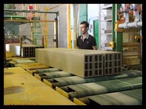 مجتمع آجر سفال یزد(تولید کننده انواع سفال ساختمانی)