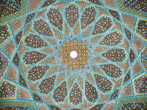 اجرای کاشی کاری سنتی و کاشی کاری هفت رنگ و آجر لعابی و...