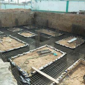اجرای فنداسیون - انواع سقف و اسکلت