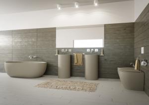 SANITERRA سنیترا ایتالیا سرویس بهداشتی حمام و توالت