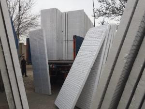 فروش تری دی پانل 3d panel- فوم سقفی -مش مفتول - ساندویچ پانل