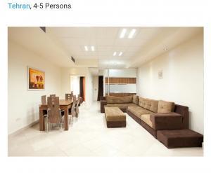 اجاره روزانه آپارتمان مبله در گاندی1خوابه