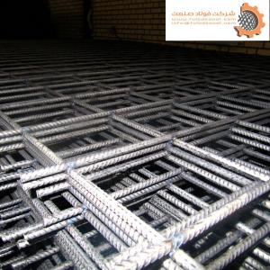 فروش انواع مش (شبکه پیش جوش فولادی) سبک و سنگین