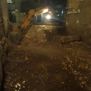 تخریب ساختمان تهران خاک برداری خرید ضایعات