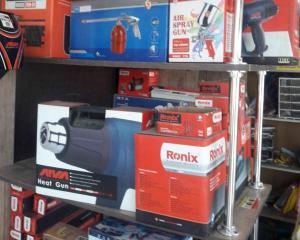 فروشگاه ابزار جوش و برش رضایی یزد