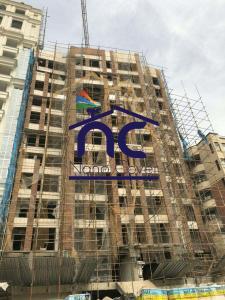 پوشش نانویی بی رنگ روی نمای ساختمان