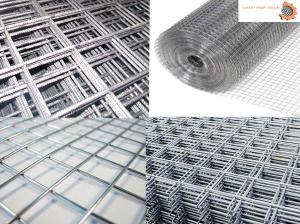 فروش انواع مش (شبکه پیش جوش فولادی) سبک ، سنگین و خرپای فلزی استاندارد