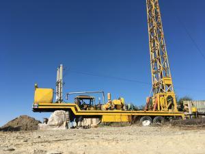 چاه آب-حفاري چاه آب