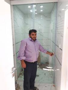 سازنده پارتيشن شیشه سکوریت وپارتيشن- شیشه نشکن در کرج