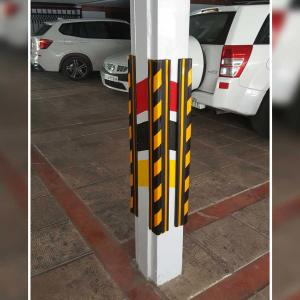 محافظ ستون | گارد ستون | ضربه گیر ستون | تجهیز ایمنی پارکینگ