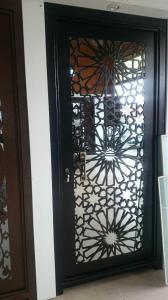 درب فلزی فروش ویژه ویترین