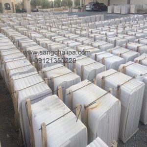 فروش سنگ مرمریت آباده در صنایع سنگ چلیپا
