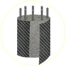 مقاوم سازی،FRP،ترمیم وتقویت بتن، کاشت میلگردوبولت
