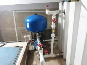 فروش و تعمیر انواع پمپ آب تحت فشار ایرانی و خارجی