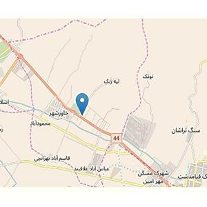 زمین 500 متری، زمین در تهران، فروش زمین در جاده خاوران