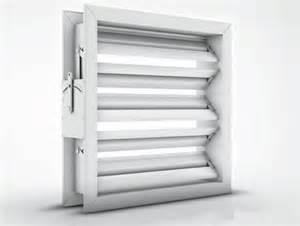 دمپر هوا - دریچه - کانال سازی