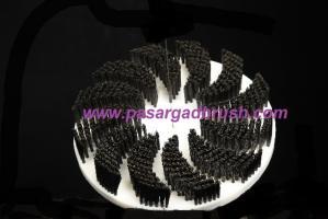 تولید برس دیسکی قالیشویی
