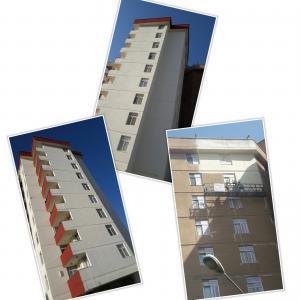 اجرای رنگ نمای ساختمان و کنیتکس و پوشش سنگی
