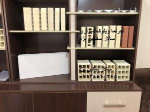 آجر سفال آجرنما بلوک دیواری سقفی یزد