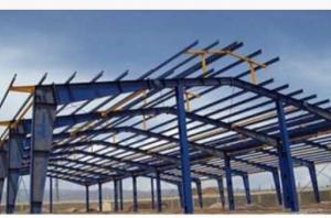 طراحی،ساخت،نصب و اجرای سوله خرپا-سقف خرپا