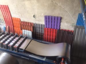 خدمات خمكاري و برشكارى و نورد انواع ورق های فلزی
