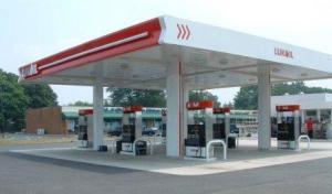 زمین با مجوز پمپ بنزین استثنایی