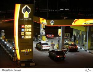 جایگاه پمپ بنزین گازوییل رفاهی نیمه کاره استان البرز