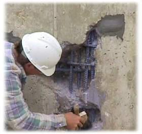 فروش ترمیم کننده بتن/پوشش آببند الاستومري دوجزيي و ملات فوری