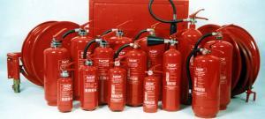 شارژ و فروش کپسولهای آتشنشانی وتجهیزات ایمنی و اطفا حریق