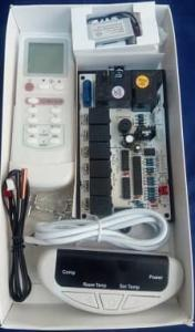 فروش انواع برد کنترل الکترونیکی کولرهای گازی