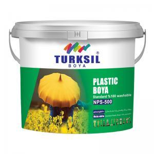پوشرنگ پلاستیک استاندارد