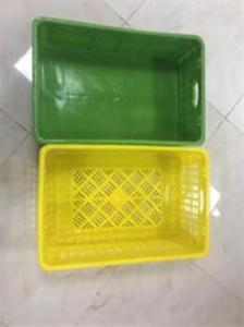 فروش سبد پلاستیکی و وان پلاستیکی