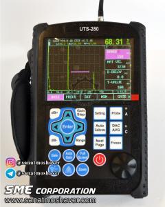 دستگاه عیب یاب اولتراسونیک برند URNDT مدل UTS-280 با قیمت استثنایی