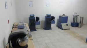 آزمایشگاه خاک و بتن در کرج(استان البرز) کاوش مهار البرز
