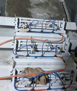 دستگاه نصب سنگ پله