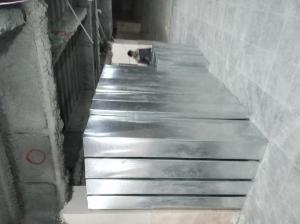 ساخت و نصب کانال کولر