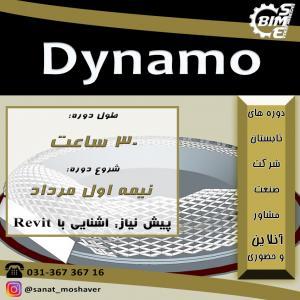 دوره آنلاین و حضوری Dynamo