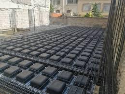 قالبهای وافل برای سقفهای بتنی