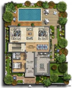 طراحی نقشه های معماری ساختمان