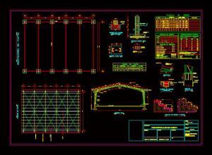 طراحی نقشه های سازه