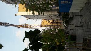 جرثقیل کارگاهی(تاور کرین)و آسانسور کارگاهی