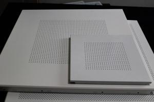 تولید کننده تایل آلومینیومی 60در60 و 30در30 نمایان و فلت