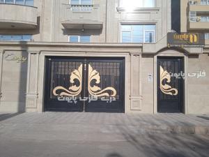 فروش انواع درب ورودی و پارکینگی فلزی و درب ضد سرقت آپارتمانی