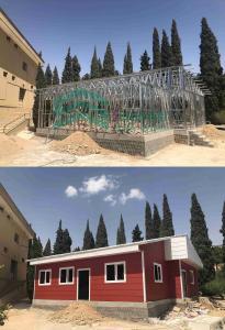 سازه LSF در شیراز | ال اس اف در شیراز و کلیه شهرها