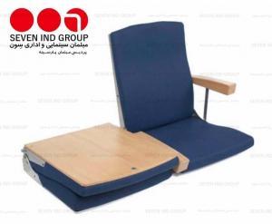صندلی تاشو-صندلی تماشاچی-صندلی تئاتر